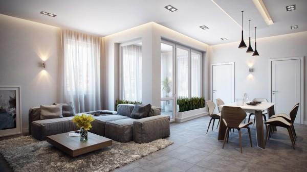 natural light apartment