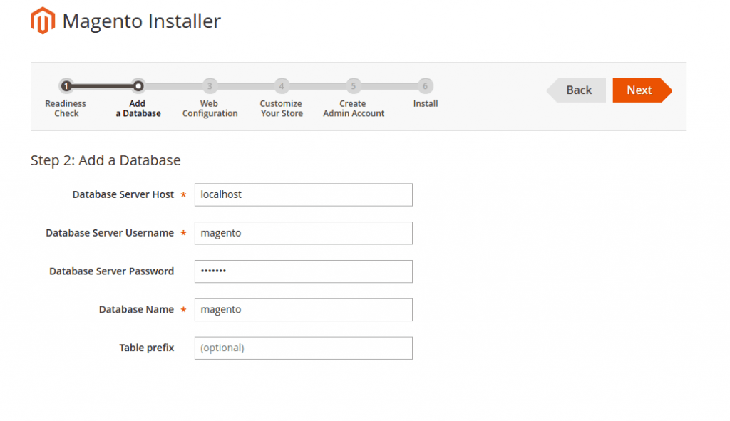 Install: Quick Install Magento 2 on litespeed